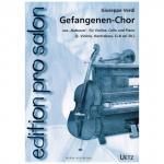 Verdi, G: Gefangenen-Chor aus »Nabucco«