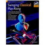 Swinging Classiqual Play-Along (+CD)