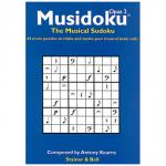 Musidoku: The Musical Sudoku Opus 2