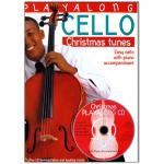 Playalong Cello: Christmas Tunes (+CD)