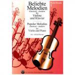 Beliebte Melodien – klassisch, modern – Band 1