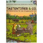 Gerdts, S. / Kaatz, K. / Körner, M. / Rosa, M.: Tastentiger & Co (+CD)