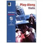 World Music Play Along Violin: Klezmer (+CD)