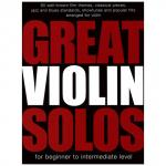Great Violin Solos
