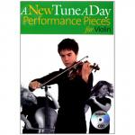 A New Tune a Day: Performance Pieces for violin