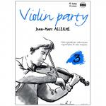 Allerme, J.-M.: Violin Party Band 3 (+CD)