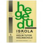Dénes, L.: Hegedü Iskola – Violinschule Band 2