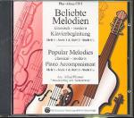 Beliebte Melodien - klassisch modern - Band 1-2 (CD)