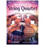 Pop Ballads for String Quartet