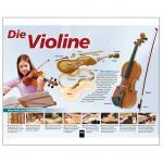 Poster: Die Violine