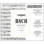 Bach, J.S.: Doppelkonzert d-moll BWV 1043 Compact-Disc CD