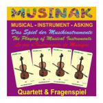 Musinak - Das Spiel der Musikinstrumente