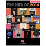 Top Hits Of 2016 – Easy Piano