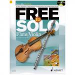 Free to Solo (+CD)