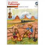 Magolt: Die schönsten Folksongs (+CD)