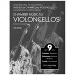 Kammermusik für Violoncelli Band 9