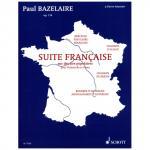 Bazelaire, P.: Cello-Suite française Op. 114