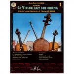 Le violon fait son cinéma vol.1 (+CD)