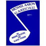 Michael Aaron Klavierschule Heft 1