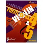 Dezaire, N.: Violin Positions 4-5 (+CD)