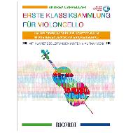 Capellari, A.: Erste Klassiksammlung für Violoncello (+Online Audio)