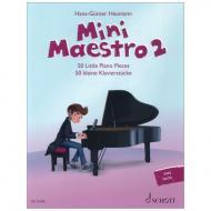 Heumann, H.: Mini Maestro Band 2 – 50 kleine Klavierstücke