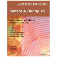 Beethoven, L. v.: Kontrabasssonate Op. 69 A-Dur