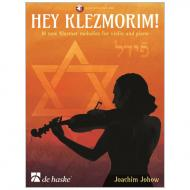 Johow, J.: Hey Klezmorim! (+Online Audio)