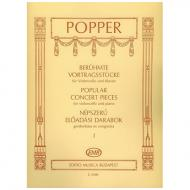 Popper, D.: Berühmte Vortragsstücke Band 1