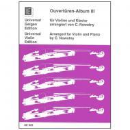Ouvertüren-Album III