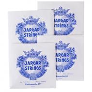 SILVER Cellosaiten SATZ von Jargar