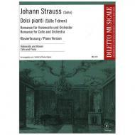 Strauss, J. (Sohn): Dolci pianti (Süsse Tränen)