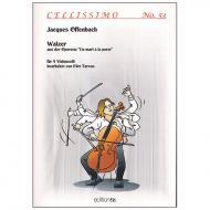 Offenbach, J.: Walzer aus der Operette »Un mari à la porte«