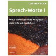 Bock, C.: Sprech-Worte I