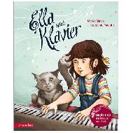 Simsa, M.: Ella spielt Klavier (+CD)