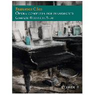 Cilea, F.: Opera completa per pianoforte