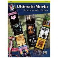 Ultimate Movie Instrumental Solos for Viola (+MP3-CD)