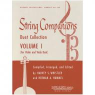 String Companions Duet Collection Band 1