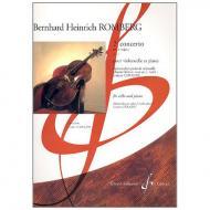 Romberg, B. H.: Concert en ré majeur Nr. 2 Op. 3