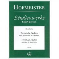 Starke, A.: Technische Studien durch alle Tonarten