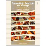 Compatible Quartets for Strings – Violoncello