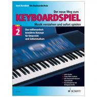 Benthien, A.: Der neue Weg zum Keyboardspiel Band 2
