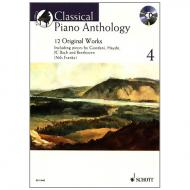 Classical Piano Anthology Band 4 (+CD)