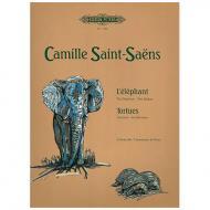 Saint-Saëns, C.: L´elephant, Tortues