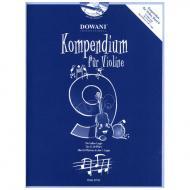Kompendium für Violine – Band 9 (+CD)