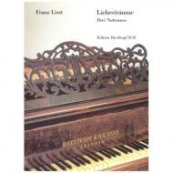Liszt, F.: Liebesträume – Drei Notturnos