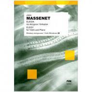Massenet, J.: Elegia Op. 10/5