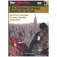 Afro-Caribbean & Brazilian Rhythms for the Bass (+2 CDs)