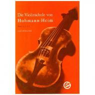 Hohmann, H./Heim, E.: Violinschule Band 2