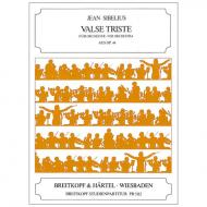 Sibelius, J.: Valse triste Op. 44/1
